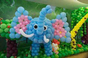 Balon Süsleme Organizasyonu Kapak