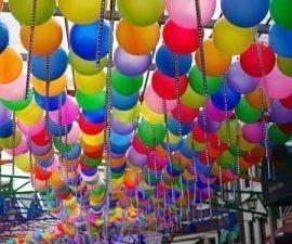 Rengarenk-Balonlar