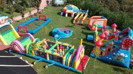 Oyun Parkı & Kaydırak Kiralama
