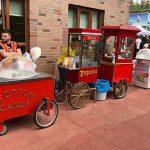 Pamuk Şekeri Popcorn Osmanlı Macunu