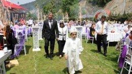 Sokakta Sünnet Düğünü Organizasyonu
